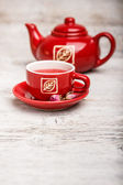 Herbata różany — Zdjęcie stockowe