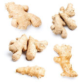 Fresh ginger — Fotografia Stock