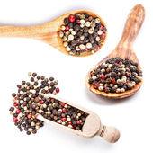 Mezcla de granos de pimienta — Foto de Stock