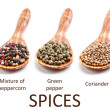 Stock Photo: Collection of spices
