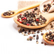 Peppercorn mix — Stock Photo