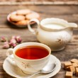 Black tea — Stockfoto #21529991