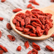 Stock Photo: Goji berries