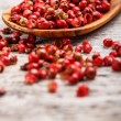 pink pepper berries — Stock Photo