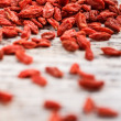 Goji berries — Stock Photo