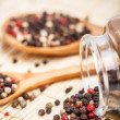 Peppercorn mix — Stockfoto #21591227