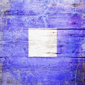 флаг международного свода сигналов — Стоковое фото