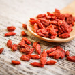 Goji berries — Stock Photo #22119587