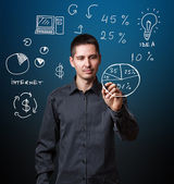 Koncepcja biznesowa — Zdjęcie stockowe