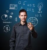 Podnikatelský koncept — Stock fotografie