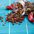 Stockfoto: Peppercorn mix