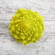 Stock Photo: Romanesco broccoli