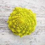 Romanesco broccoli — Stock Photo