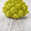 Romanesco cauliflower — Stock Photo #22590551