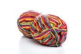 Hilado multicolor — Foto de Stock