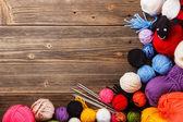 色のボール — ストック写真