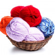 Colorful yarn — Stock Photo #23632501
