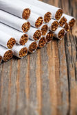 Stack of cigarette — Fotografia Stock