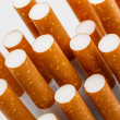 Stock Photo: Cigarettes filter