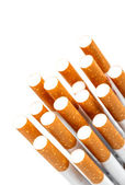 Cigarette filters — Stock Photo