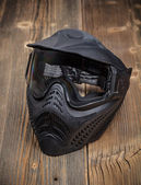 Paintball mask — Fotografia Stock