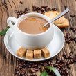 Cup of coffee — Stock Photo #26140445