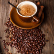 Cup of coffee  — Stock Photo #26324247