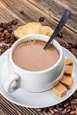 Cappuccino — Stockfoto