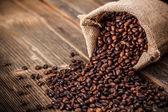 Coffee beans — Stock Photo