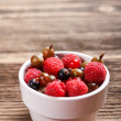 Mixed berries — Stock Photo #27924043
