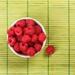 Fresh raspberry — Stock Photo #27925965