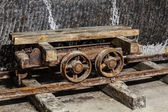 Old carriage — Stock Photo