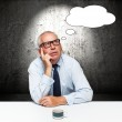 Thinking man — Stock Photo #30764853