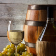 White wine — Stock Photo #32517361