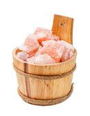 Sal rosa del himalaya — Foto de Stock