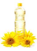 Sonnenblumenöl — Stockfoto