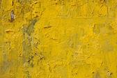 Gelbe Zement — Stockfoto