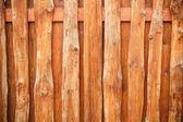 Wood fence slats — Foto Stock