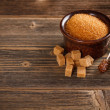 Brown sugar — Stock Photo #35789273