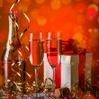 Celebration still life — Stockfoto