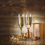 New Year and Christmas Celebration — Stock Photo