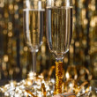Glasses of champagne — Stock Photo #37795349