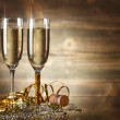 New Year Celebration — Stock Photo