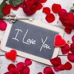 I love you — Stock Photo #38966493