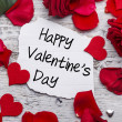 Happy Valentinstag — Stockfoto #39083393