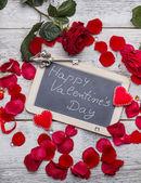 Feliz día de san valentín — Foto de Stock