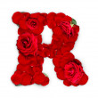 Letter R — Stock Photo #39237979