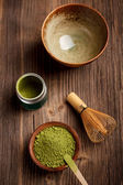Japanese tea ceremony image — Stock Photo