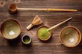 Matcha — Stock Photo