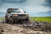 Off-road vehicle — Stock Photo
